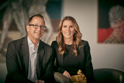 Ben Lee and Paola Schifino founded Schifino Lee Advertising + Branding in Tampa 25 years ago.