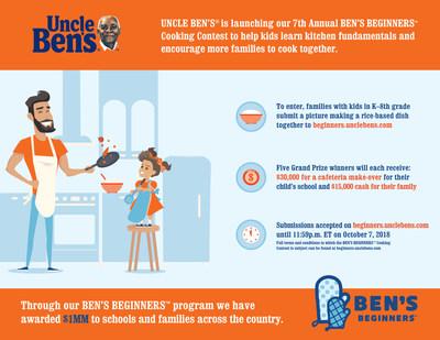 BEN'S BEGINNERS™ Contest
