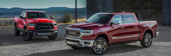 The 2019 Ram 1500 is available to lease at Palmen Motors.