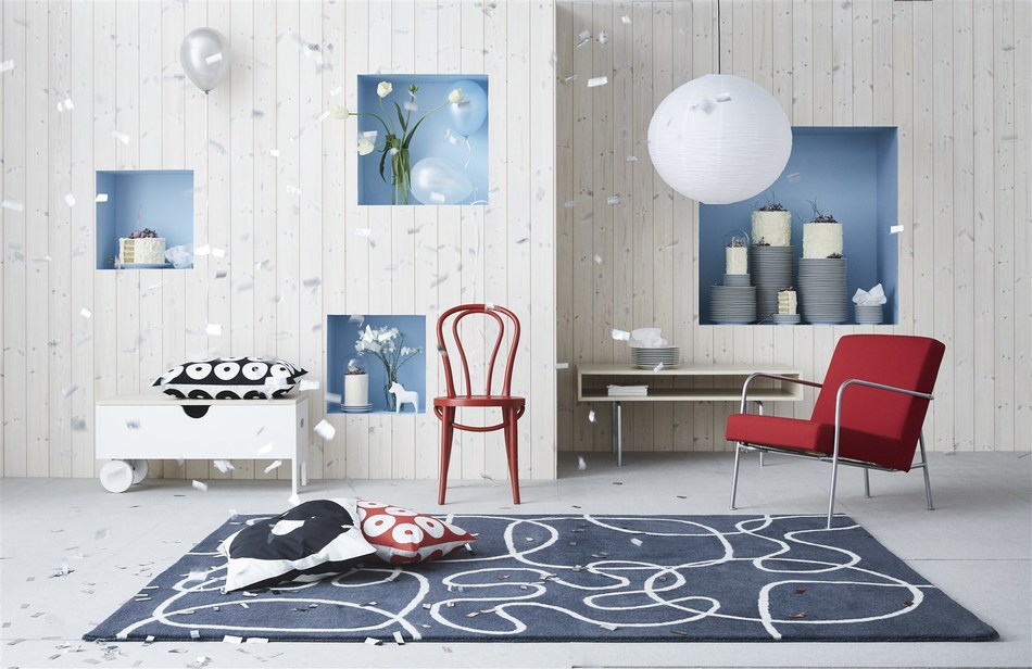 The 2019 catalogue celebrates the many different needs we have at home, combining IKEA's life at home insights with smart home furnishings solutions to create inspiration for the realities of everyday life. (CNW Group/IKEA Canada)
