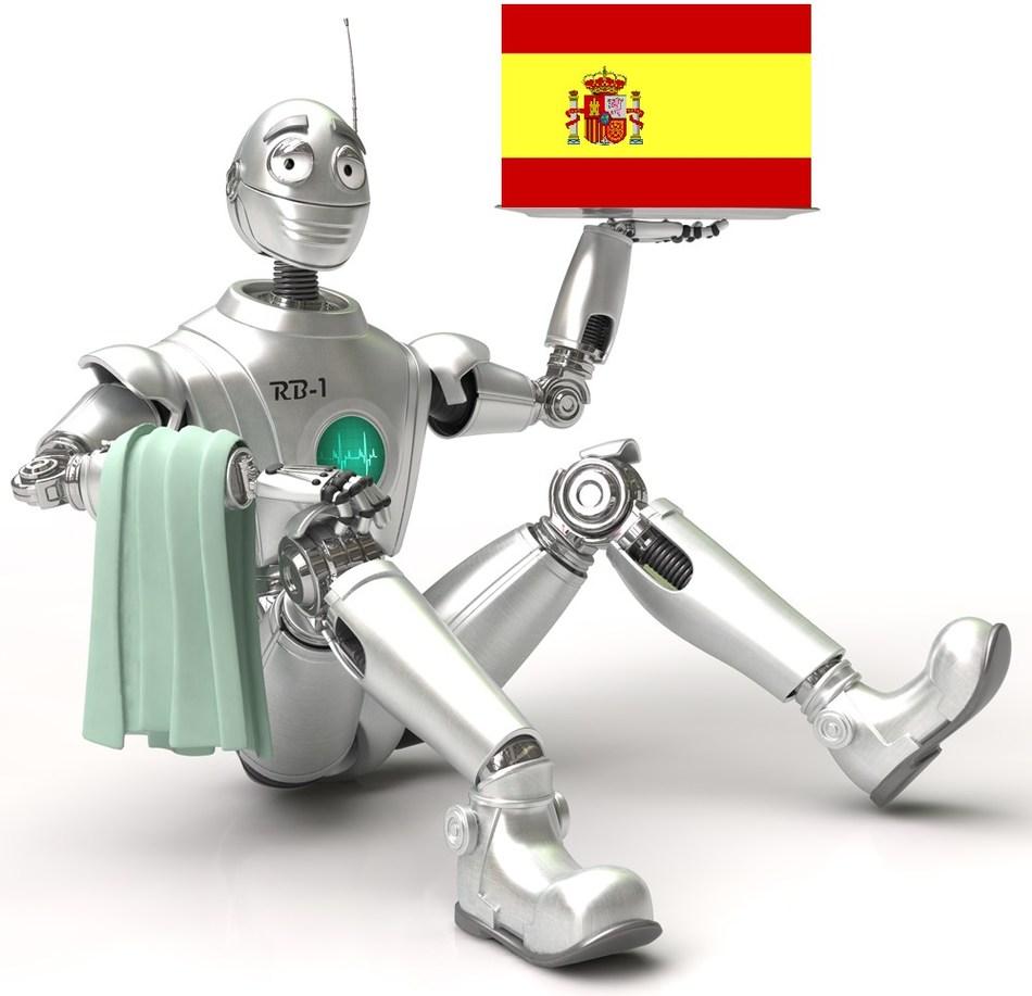 RobotShop Spain (PRNewsFoto/RobotShop Inc.)