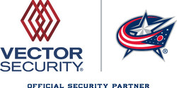 Vector Security and Columbus Blue Jackets