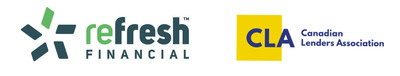 Refresh Financial Inc. and Canadian Lenders Association (CNW Group/Refresh Financial)