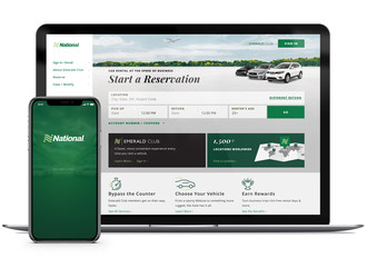 National's new website and app are delivering the kind of technology that business travelers are looking for today.