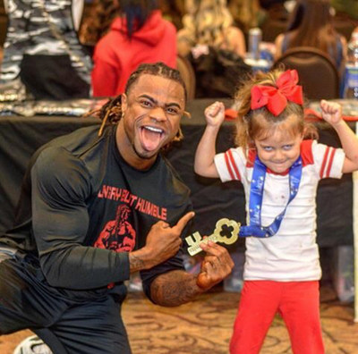Pro Bodybuilder changed the Lives of Countless Kids