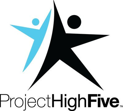 Project High Five Logo