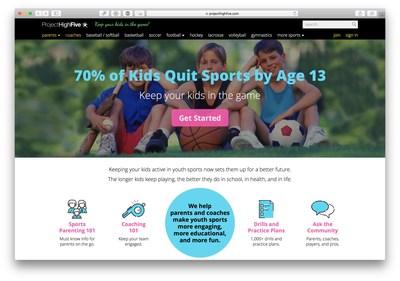Project High Five Desktop
