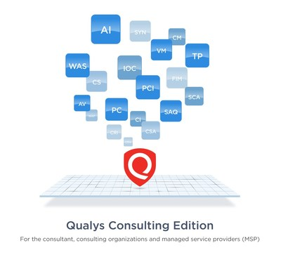 Qualys Introduces New Comprehensive Offering for Consultants, Consulting Organizations and Managed Service Providers (MSPs)