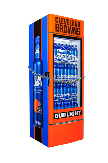 Victory! Bud Light Introduces Cleveland Browns