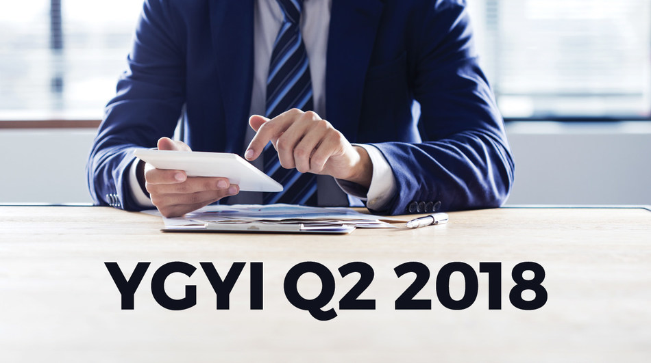 Youngevity International Announces Second Quarter 2018 Results