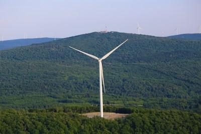 Mont Sainte-Marguerite Wind