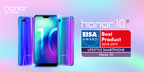 Honor 10 named 'EISA Lifestyle Smartphone 2018 - 2019'