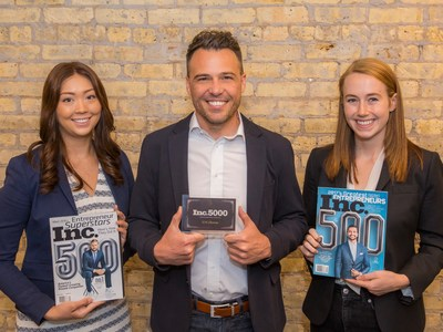 AE Marketing Group Named to the Inc. 5000 for Third Straight Year