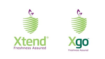 StePac's new logo for Xtend® bulk and Xgo™ retail modified atmosphere/modified humidity packaging solutions. This fresh new look symbolizes the underlying advantages of Xtend and Xgo: protecting and preserving the freshness of our customer's high quality produce.