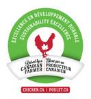 Élevé par un producteur canadien : Excellence en développement durable (Groupe CNW/Les Producteurs de poulet du Canada)