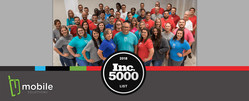Mobile Solutions makes the Inc. 5000 list for the 4th time! This is truly a testament to the years of hard work and dedication each and every one of our teams puts in. We're incredibly proud to be on this prestigious list once again.