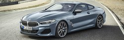 Pacific BMW in Glendale will offer the all-new 2019 BMW 8 Series Coupe, which can go from zero to 60 mph in just 3.6 seconds. (PRNewsfoto/Pacific BMW)