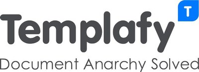 Templafy Logo (PRNewsfoto/Templafy)