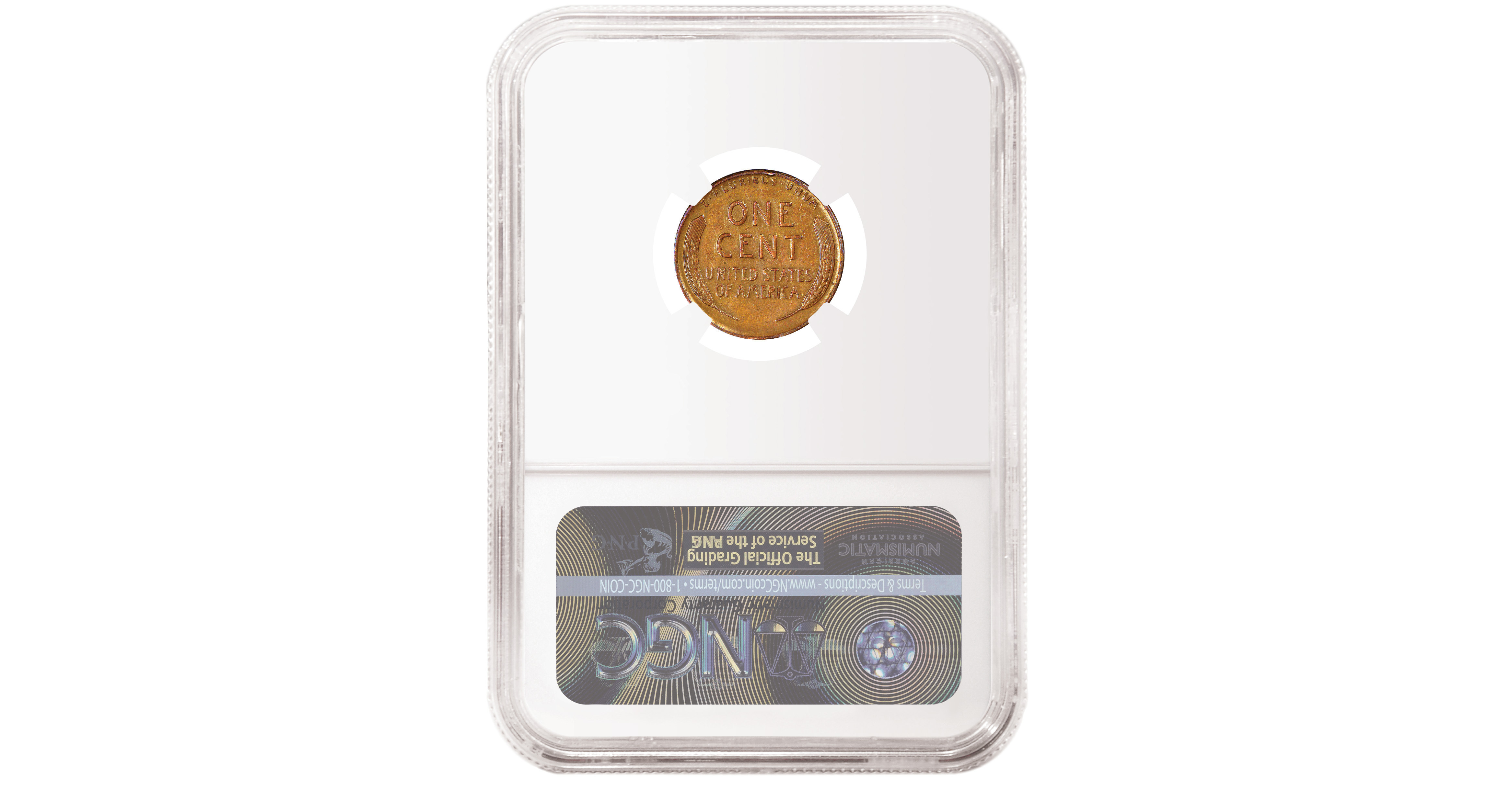 NGC Certifies the King of Mint Errors