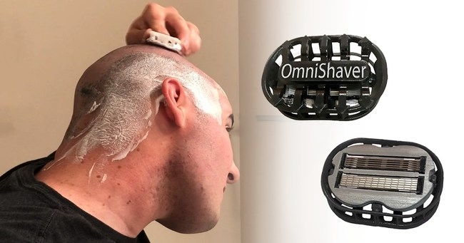 """Promising the """"fastest way to shave your scalp"""" available on the market today, a new company has introduced the OmniShaver, (https://www.OmniShaver.com/), featuring an inventive bi-directional blade for a quicker, safer, easier, and less expensive shaving experience. The OmniShaver was designed to offer consumers maneuverability, sharpness, efficiency, and safety, all key benefits in choosing the right shaver."""