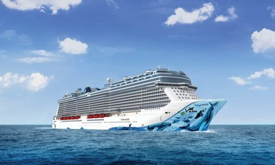 One of the two SinglesCruise.com Halloween sailings will be held on Norwegian Cruise Lines' Norwegian Bliss.