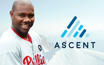 Ryan Howard, Partner at SeventySix Capital & MLB All Star at Ascent Conference 2018 in NYC