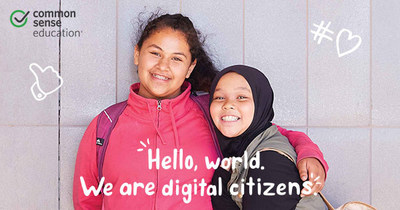 Common Sense Launches New And Improved Digital Citizenship Curriculum