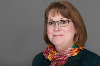 Sue Heuman, ABC, MC (Groupe CNW/International Association of Business Communicators)