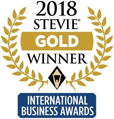 Stevie Award Gold