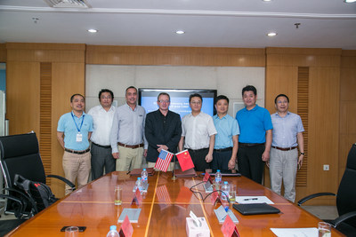 Terex inks agreement on Phase III capital expansion project with Changzhou National Hi-Tech District