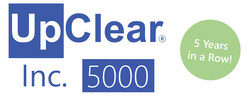 UpClear featured on Inc. 5000 list for a remarkable fifth consecutive year.