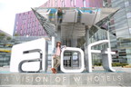 Aloft Hotels And Universal Music Group & Brands Launch Project: Aloft Star Europe 2018