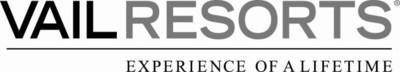 Vail Resorts Logo (PRNewsFoto/Vail Resorts, Inc.)
