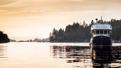 Desolation Sound 5-day Cruise – Pacific Coastal Cruises (CNW Group/Destination Canada)