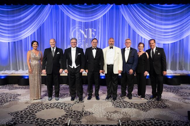 Foundation of NACE Board at the NACE One Awards Diamond Gala