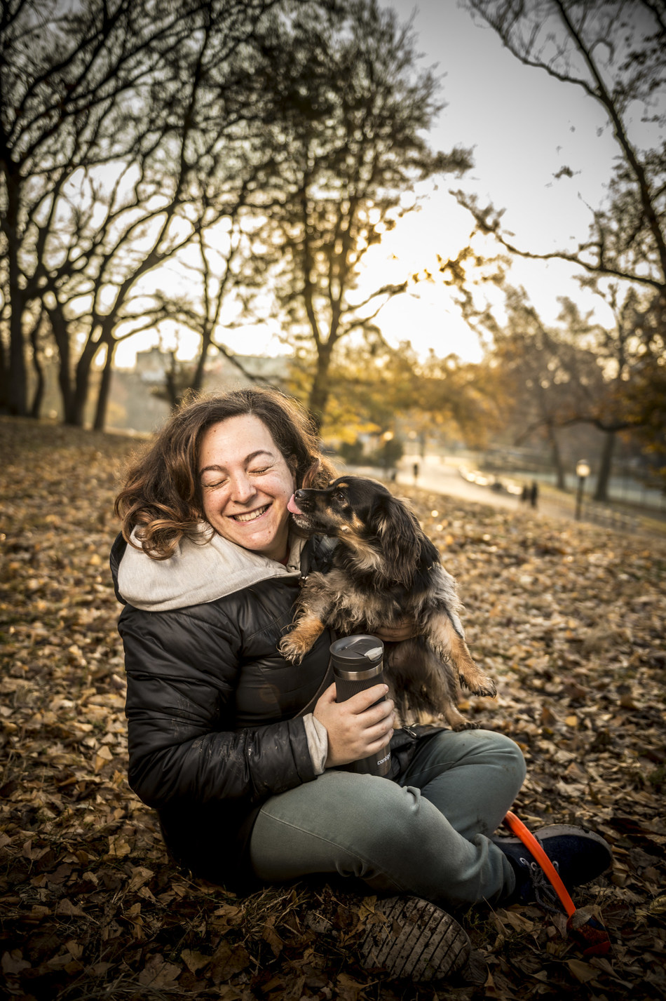 Molly's doctor suggested she get a dog to help her combat the symptoms of depression. When she spotted Frank Jr. Jr. bounding around the corner the first time they met, she knew he was just what the doctor had ordered! Molly's story illustrates the life-changing power of pets.