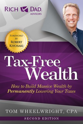 Bestselling Author, CPA and CEO of WealthAbility Tom Wheelwright releases Tax-Free Wealth 2nd Edition (August 2018) with the Top 10 Benefits of the new Tax Cuts and Jobs Act of 2017. To help taxpayers save millions over their lifetime by legally reducing their taxes, this Rich Dad Advisors Series bestseller has been updated to educate small business owners, investors, contractors, real estate owners, and CPAs on the new Trump Tax Plan. https://wealthability.com/tfwamazon
