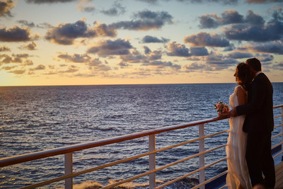 Princess Cruises Celebrates Romance Month With an Assortment of Offerings for Couples