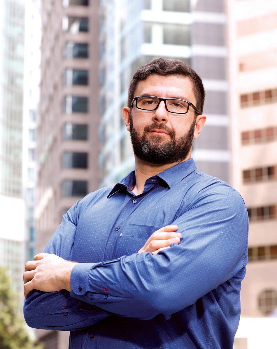 Ivan Stefanov-Senior Vice-President-Risk Management (PRNewsfoto/CRYPTO.com)