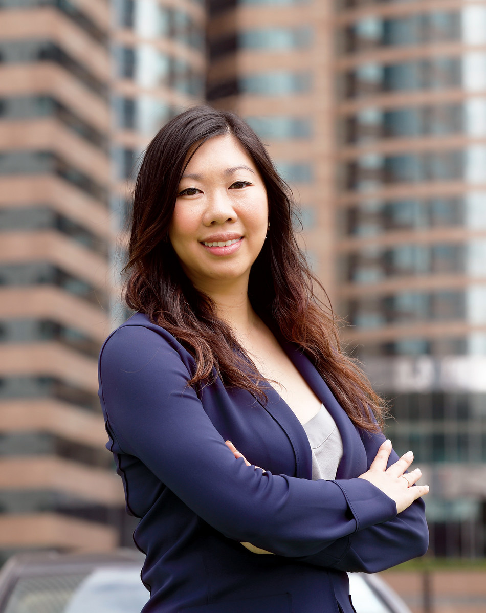 Adrienne Wong- Senior Vice-President- Head of Product (PRNewsfoto/CRYPTO.com)