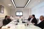 Meeting of the trustees of Mohammed bin Rashid Al Maktoum Knowledge Foundation (PRNewsfoto/MBRF)