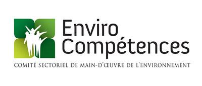 Logo EnviroCompétences (Groupe CNW/EnviroCompétences)