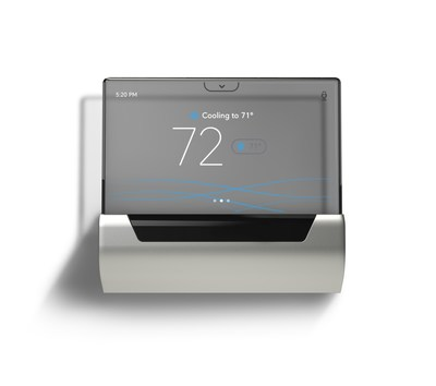 Johnson Controls GLAS® smart thermostat now available for pre-order