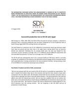 SDX Energy Inc. (