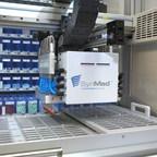 Technologie SynMed conçue et fabriquée au Québec (Groupe CNW/Synergie Médicale BRG Inc)