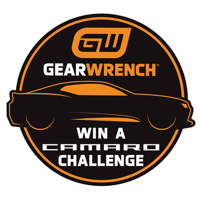 GEARWRENCH Automotive and Industrial Hand Tools --  2018 GEARWRENCH Win A Camaro Challenge