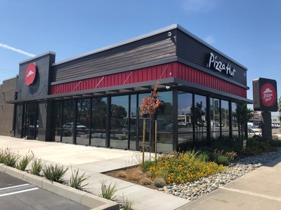 A Pizza Hut restaurant operated by AWRG
