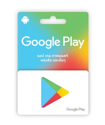 InComm First to Launch Google Play Gift Cards in Thailand