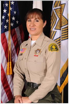 Sergeant Heather Forsythe