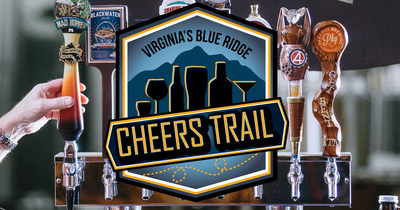 Virginia's Blue Ridge Cheers Trail and Passport Launched